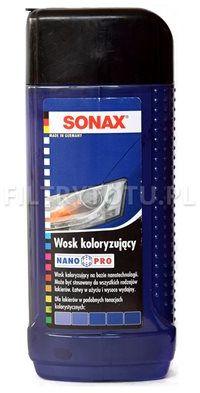 SONAX Wosk koloryzujący niebieski 250ml (296241)
