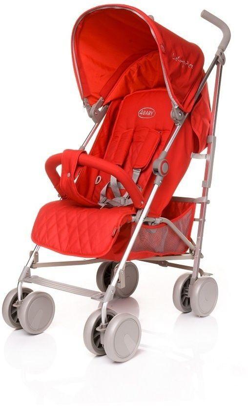 Wózek spacerowy Le Caprice Red 4BABY