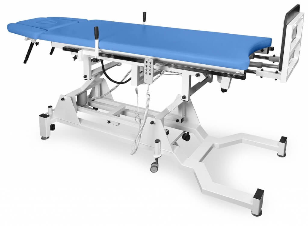 Stół do masażu i rehabilitacji NSR P E COMFORT