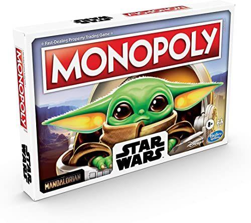 Hasbro Monopoly Star Wars The Mandalorian F2013