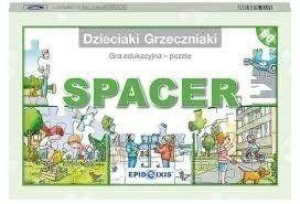 Dzieciaki Grzeczniaki- Spacer - Joanna Grych