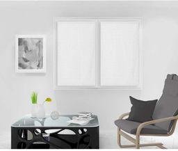 Soleil d''Ocre Noemie zazdrostka, woal, poliester, biały, 60 x 120 cm