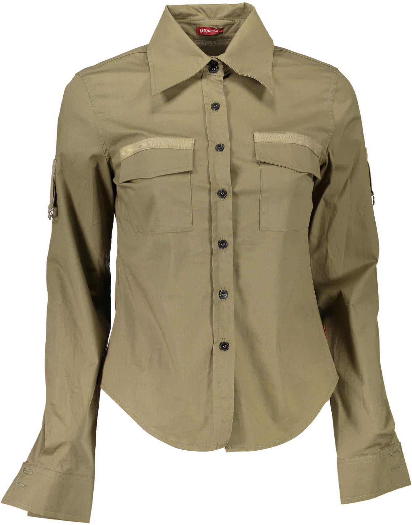 2 SPECJALNA Koszula z długim rękawem dla kobiet