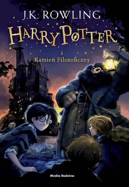 Harry Potter i kamień filozoficzny 1 ZAKŁADKA DO KSIĄŻEK GRATIS DO KAŻDEGO ZAMÓWIENIA