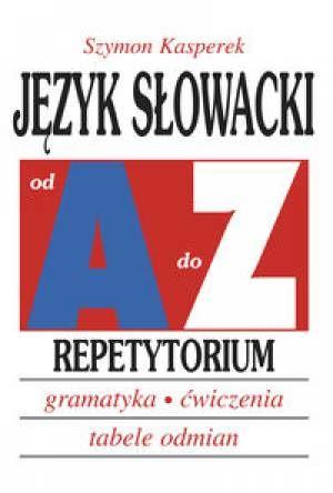 Język słowacki od a do z repetytorium