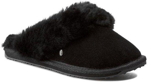 EMU Australia Kapcie Jolie W10015 Czarny