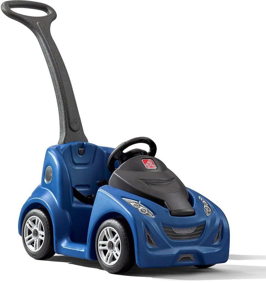 Step2 Sportowy Jeździk Pchacz Buggy GT Niebieski