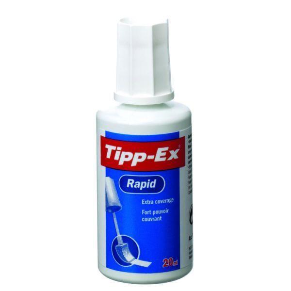 Korektor w płynie TIPP-EX RAPID 20 ml - X06880