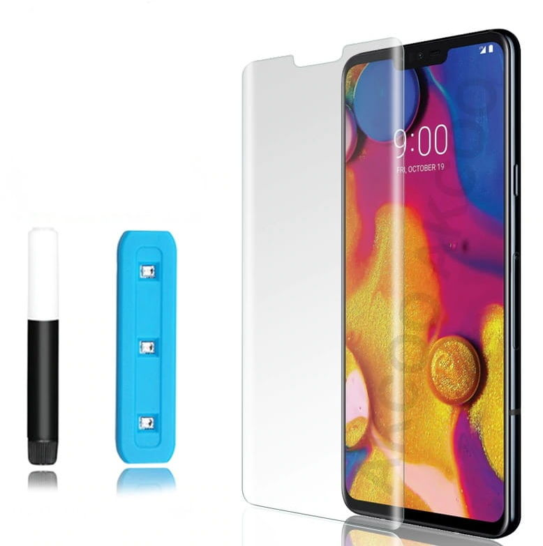 Szkło UV 6D FULL GLUE Huawei P20 Lite
