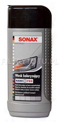 SONAX Wosk koloryzujący srebrny 250ml (296341)