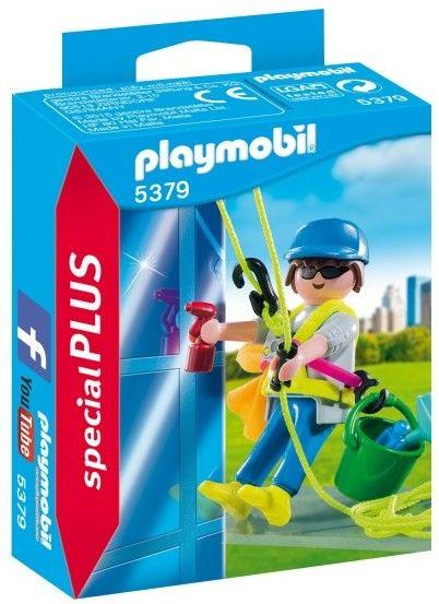 Playmobil - Czyściciel elewacji 5379