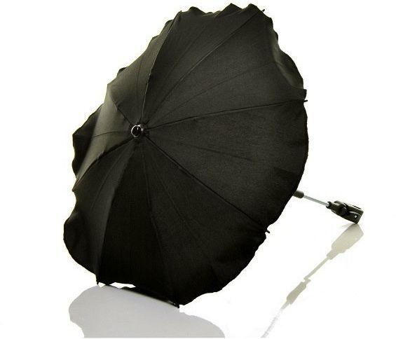 Parasolka przeciwsłoneczna Matpol czarna