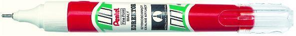 Korektor w piórze PENTEL ZL63 7 ml - X06876
