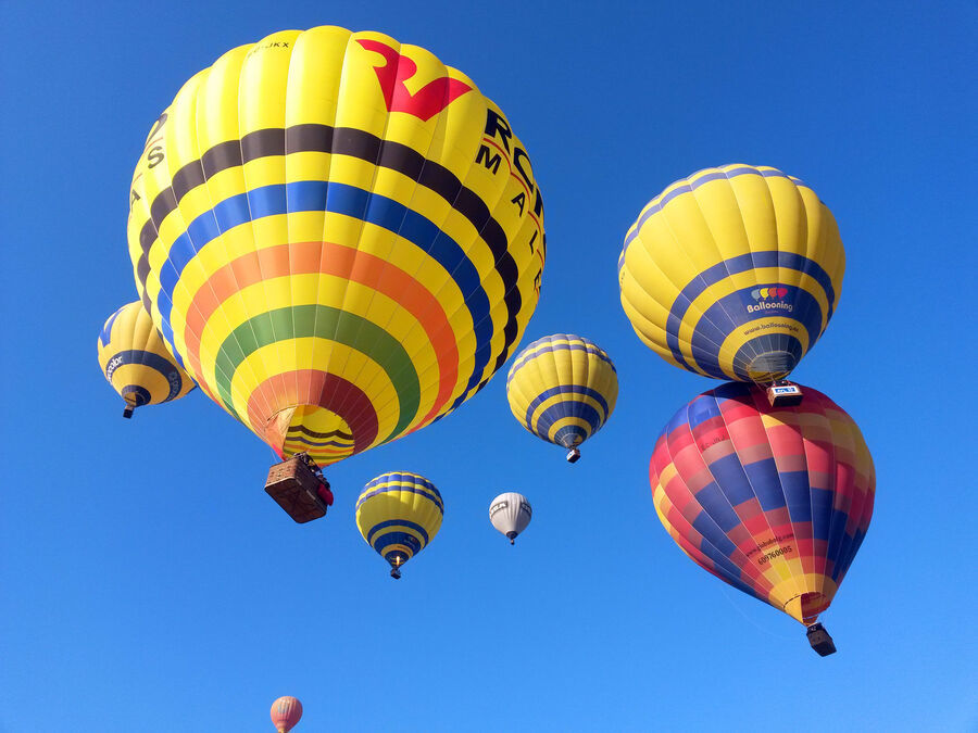 Lot balonem nad Barceloną - Dziecko do 12 lat