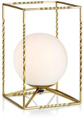 Lampa stołowa Eve 107817 Markslojd dekoracyjna nowoczesna oprawa w kolorze złotym