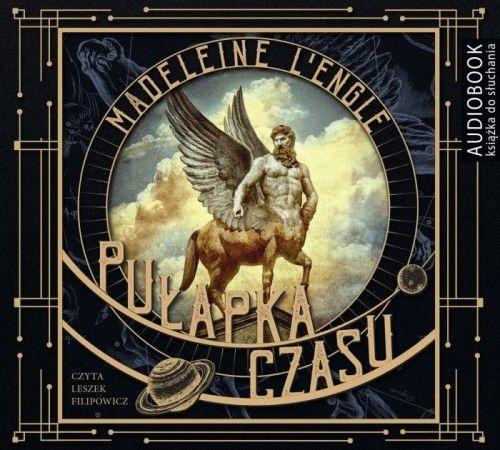 Pułapka czasu Madeline L''Engle Audiobook mp3 CD