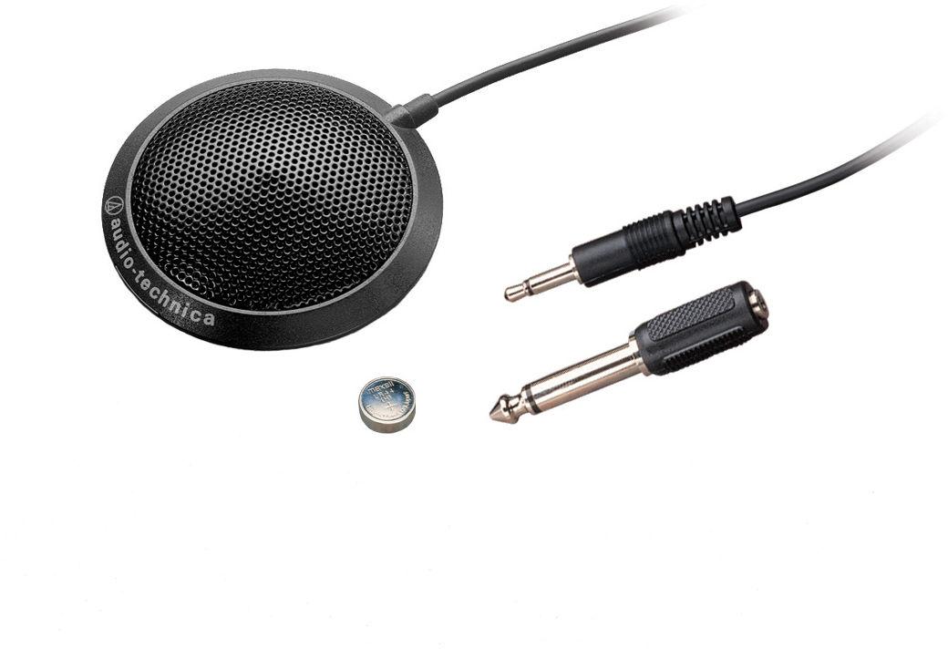Audio-Technica ATR4697 - mikrofon pojemnościowy powierzchniowy Audio-Technica ATR4697 - mikrofon pojemnościowy powierzchniowy