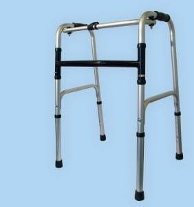 Balkonik aluminiowy składany, krocząco-stały AR-001