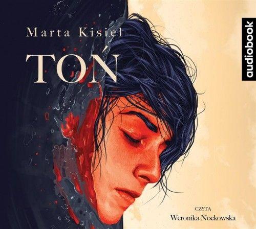 Toń Marta Kisiel Audiobook mp3 CD