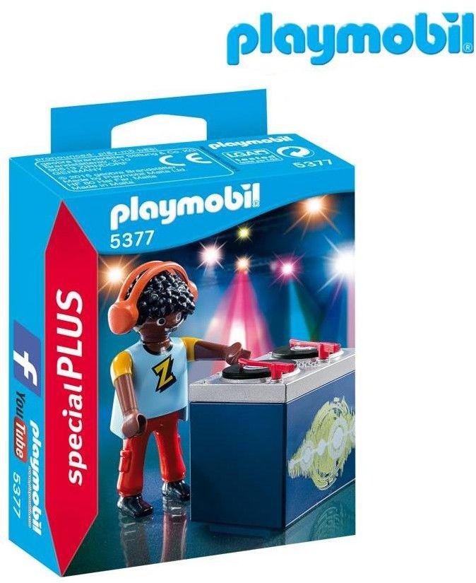 Playmobil - DJ Z 5377