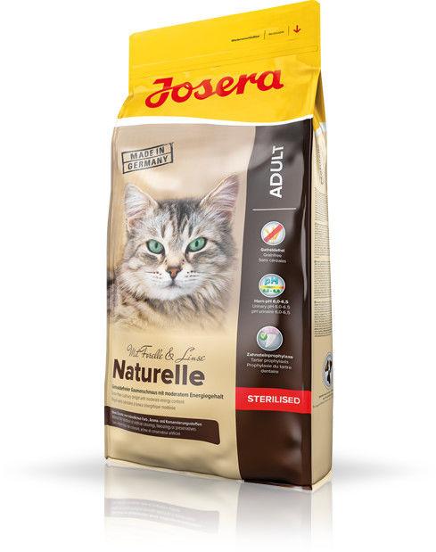 Josera Kot Naturelle 10kg Josera DLA ZAMÓWIEŃ + 99zł GRATIS!