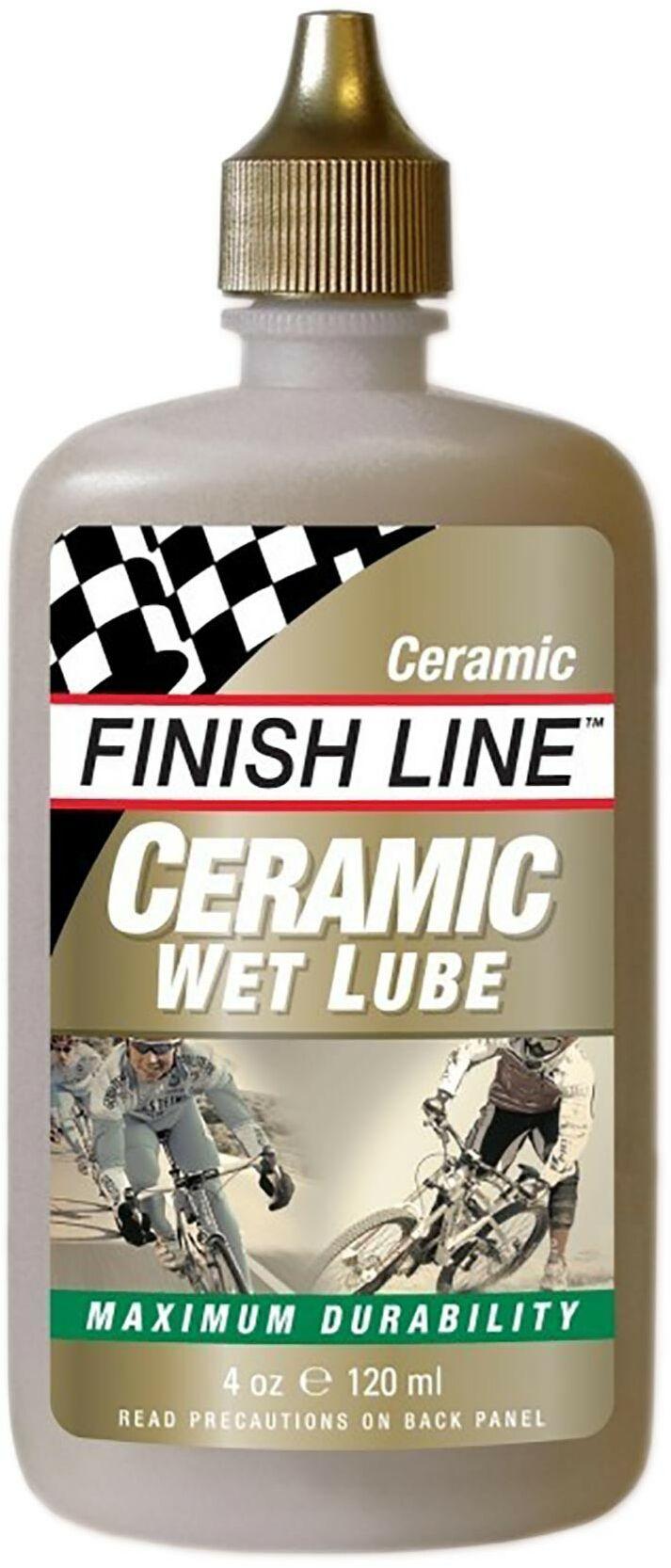 Olej FINISH LINE CERAMIC WET LUBE syntetyczny 60ml butelka