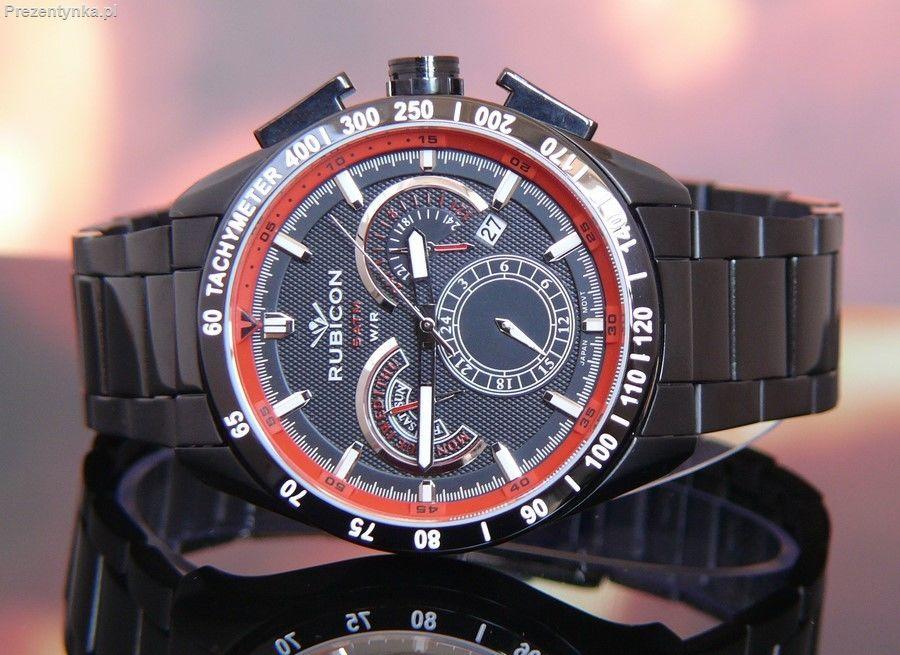 Zegarek Męski Rubicon na Prezent