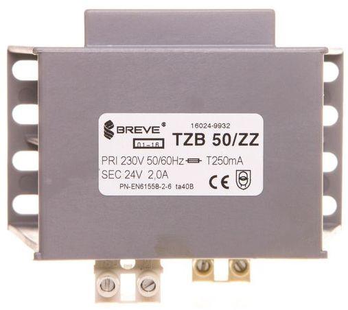 Transformator 1-fazowy żywiczny TZB 50/ZZ 230/ 24V 16024-9932