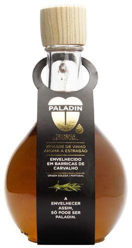 Portugalski ocet winny z aromatem estragonu 500 ml