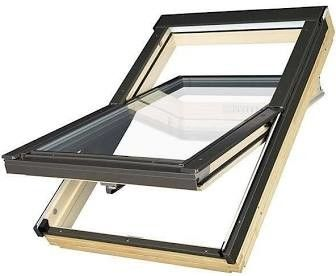 Okno dachowe FTT U8 Thermo Fakro obrotowe