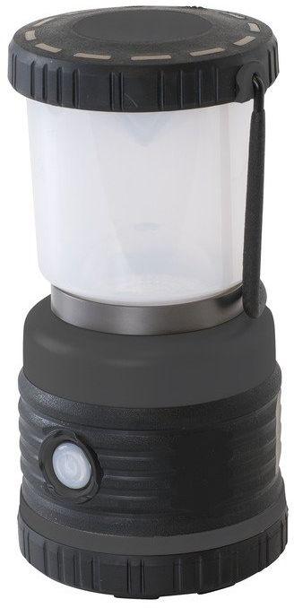 Airam latarnia LED kempingowa USB, czarna, 190 x 92 mm