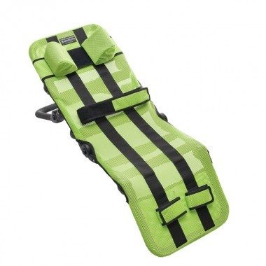 Akvalito- leżaczek do kąpieli : kolor - zielony, rozmiar - 1