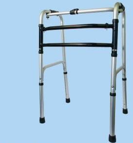 Balkonik aluminiowy składany, krocząco-stały AR-002