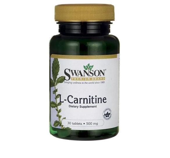 L-Carnitine 30tab(500mg)