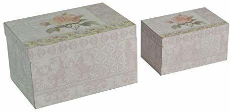 Vacchetti Giuseppe 591148000 pudełko, drewno, różowe, Piccolo