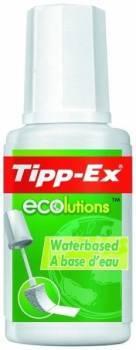 Korektor w płynie TIPP-EX ECOLUTIONS 20 ml ekologiczny - X06879