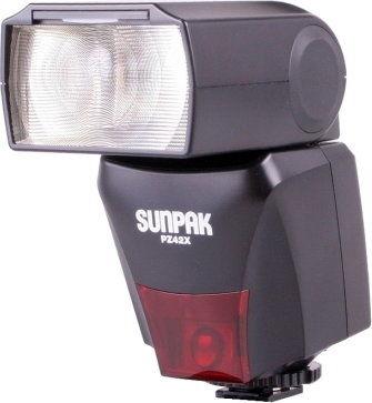 Lampa błyskowa Sunpak PZ 42X do Canon