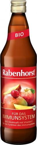 Sok wieloowocowy odporność BIO 750 ml Rabenhorst
