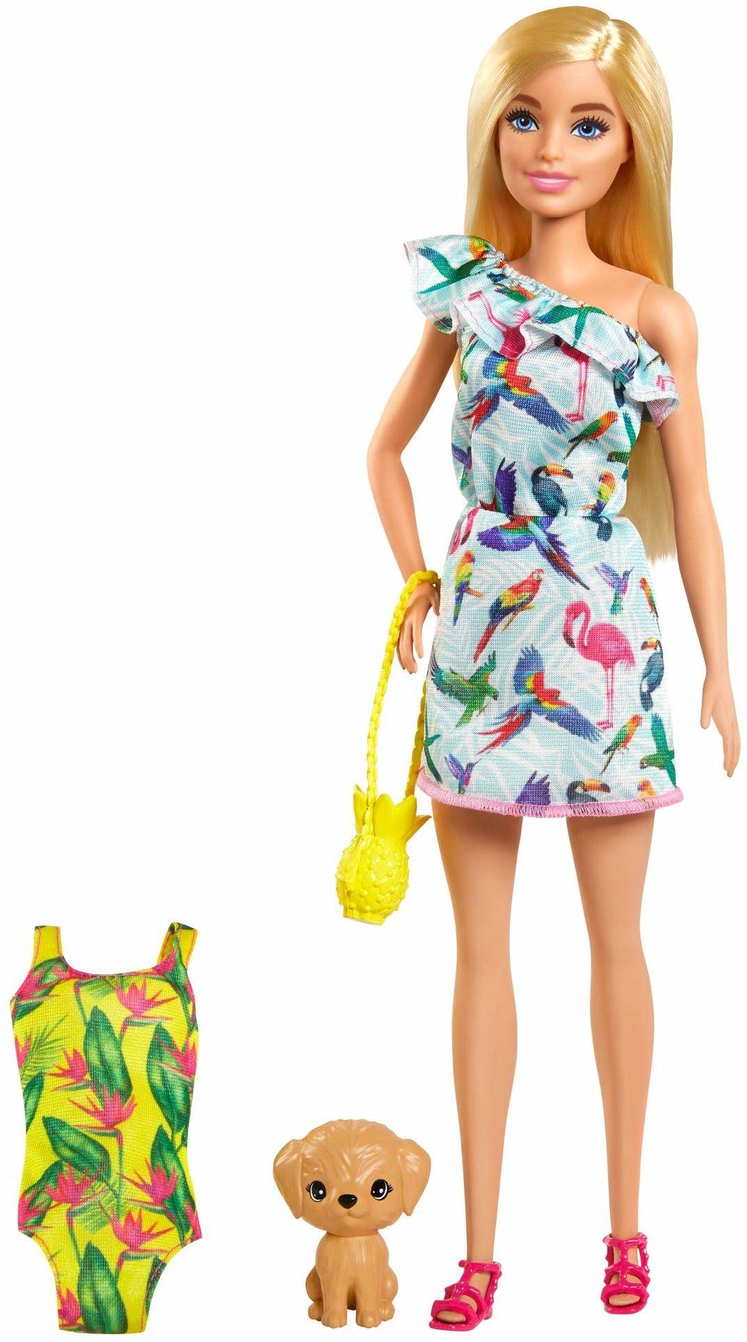 Barbie i lalka urodzinowa Chelsea The Lost