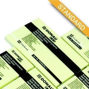 Notes samoprzylepny 76x127 mm DONAU eco /7595001PL11/
