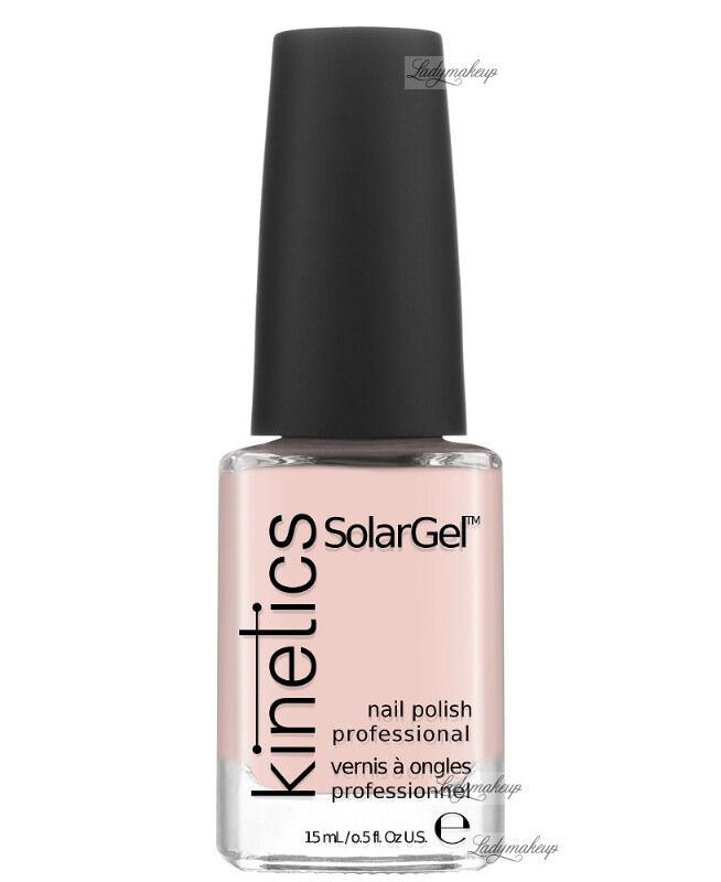 Kinetics - SOLAR GEL NAIL POLISH - Lakier do paznokci - System Solarny - 059 ROSE PETAL