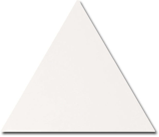 Scale Triangolo White 10,8x12,4