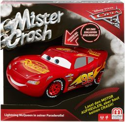Mister Crash: Lightning McQueem in seiner Paraderolle!