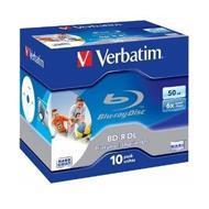 Verbatim BluRay BD-R DL 50 GB x6 10 szt. do nadruku