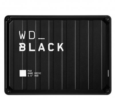 WESTERN DIGITAL P10 Game Drive 2TB USB 3.2 Colour Black (WDBA2W0020BBK-WESN)