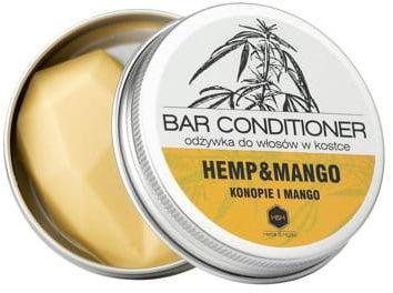 Herbs&Hydro Odżywka w Kostce Konopie Mango