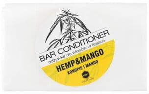 Herbs&Hydro Odżywka w Kostce Konopie Mango Refill