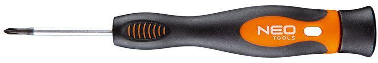 Wkrętak precyzyjny krzyżowy PH0 x 50 mm, S2 04-116