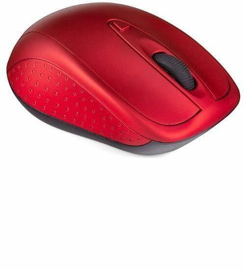 MODECOM Mysz optyczna bezprzewodowa WM4.1 czerwona