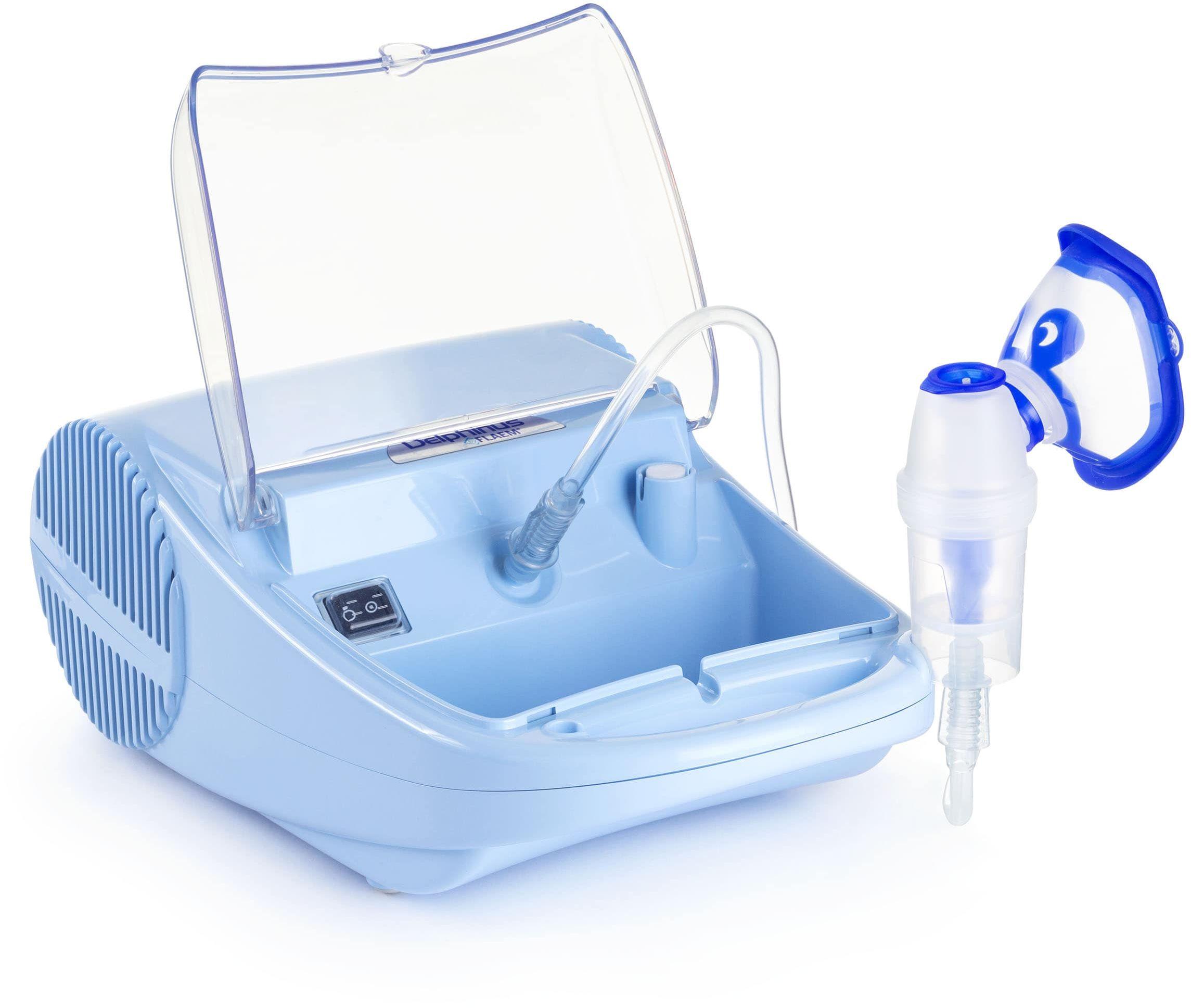 FLAEM Delphinus Inhalator pneumatyczno-tłokowy